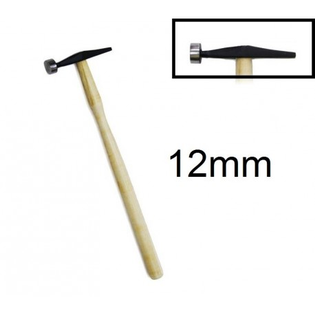 Martillo de Joyero de 12 mm