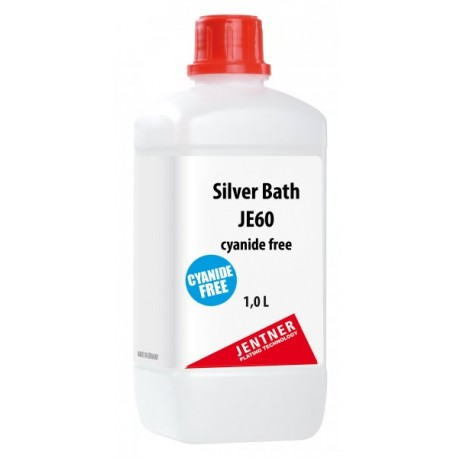 Baño de plata brillante 1L