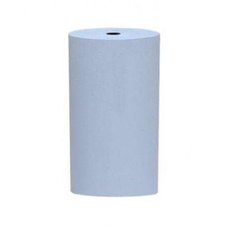 Cilindro blanco grano grueso 12x24 mm
