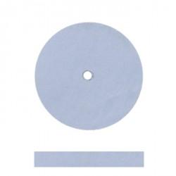 Rueda azul grano fino