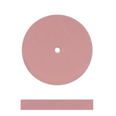 Rueda rosa grano EXTRAFINO 22,5 x 3 mm
