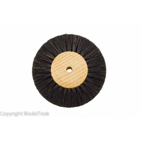 Cepillo circular convergente núcleo madera 80mm