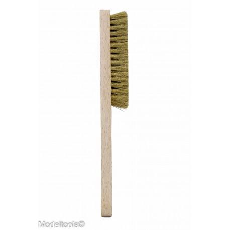 Cepillo grata latón rizado