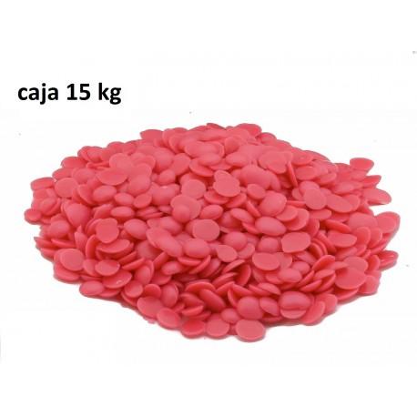 Cera de inyección ECO Superpink caja 15 kg