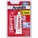 Ceys Araldit Adhesivo rápido. Blíster grande 75+75 ml.