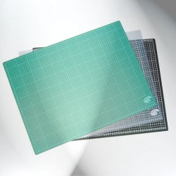 Cutting mat plancha para corte verde 450x300mm