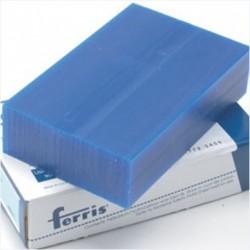 Bloque de cera azul para modelar Ferris 1 libra