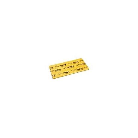 FUSIMOLD plancha silicona amarilla