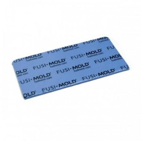 FUSIMOLD plancha silicona azul para microfusión