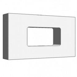 Marco de aluminio para moldes medidas especiales