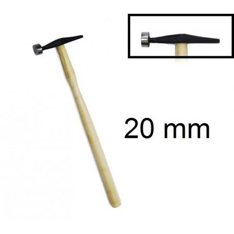Martillo de Joyero de 20 mm