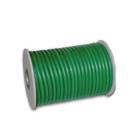 Cera en hilo 2 mm Verde