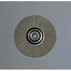 Cepillo de pelo de cabra suave 50 mm