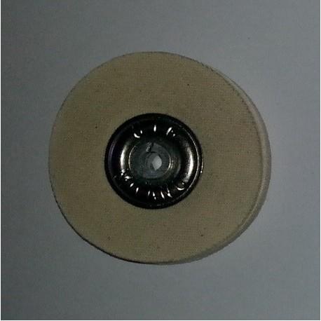 Disco de tela Augusta de 50 mm
