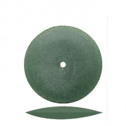 Rueda lenteja verde grano medio