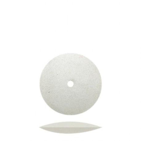 Disco lenteja blanco ultra fino