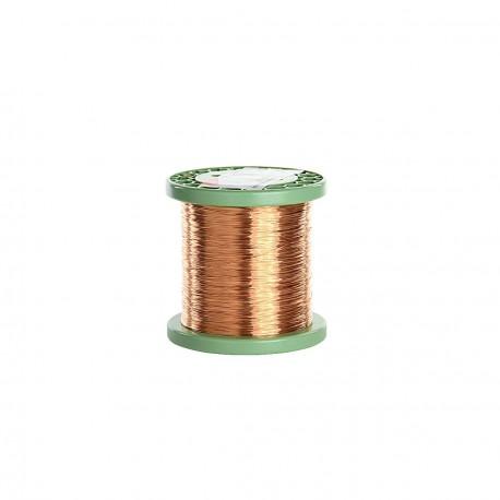 Rollo de hilo de cobre