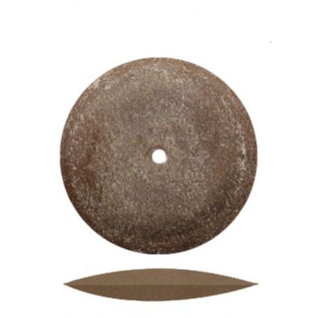 disco lenteja marrón extra larga duración