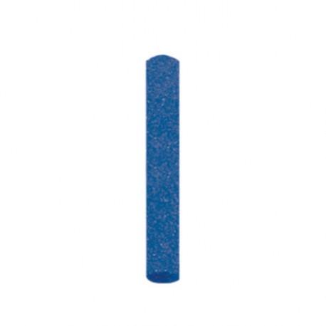 pin cilíndrico 3 mm grano grueso azul