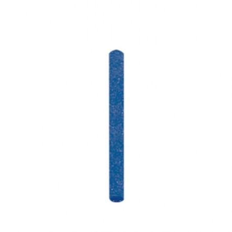 pin cilíndrico 2 mm grano grueso azul