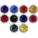 Pack 10 colores transparentes de resina esmalte epoxi