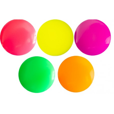 Pack 5 colores fluorescentes de resina esmalte epoxi