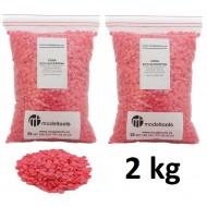 Cera de inyección para microfusión eco Superpink 2 Kilos